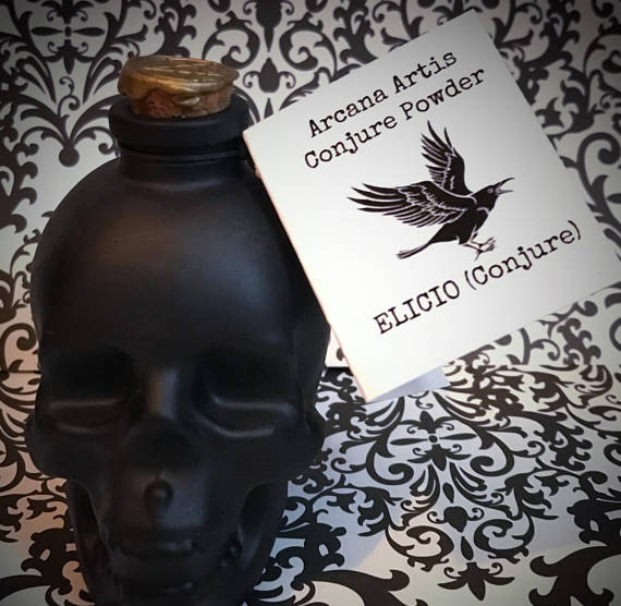 Incense, Elicio, Conjure, by Alchemy and Ashes