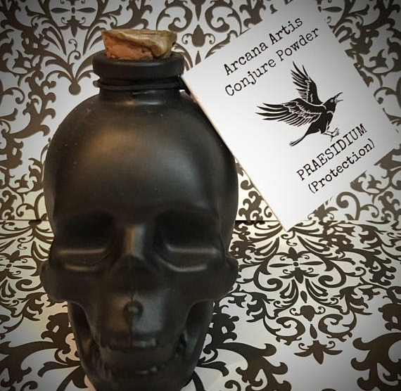 Incense, Praesidium, Protection, by Alchemy and Ashes