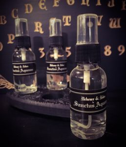 Sanctus Aqueum by Alchemy and Ashes