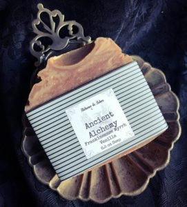 Ancient Alchemy soap by Alchemy and Ashes
