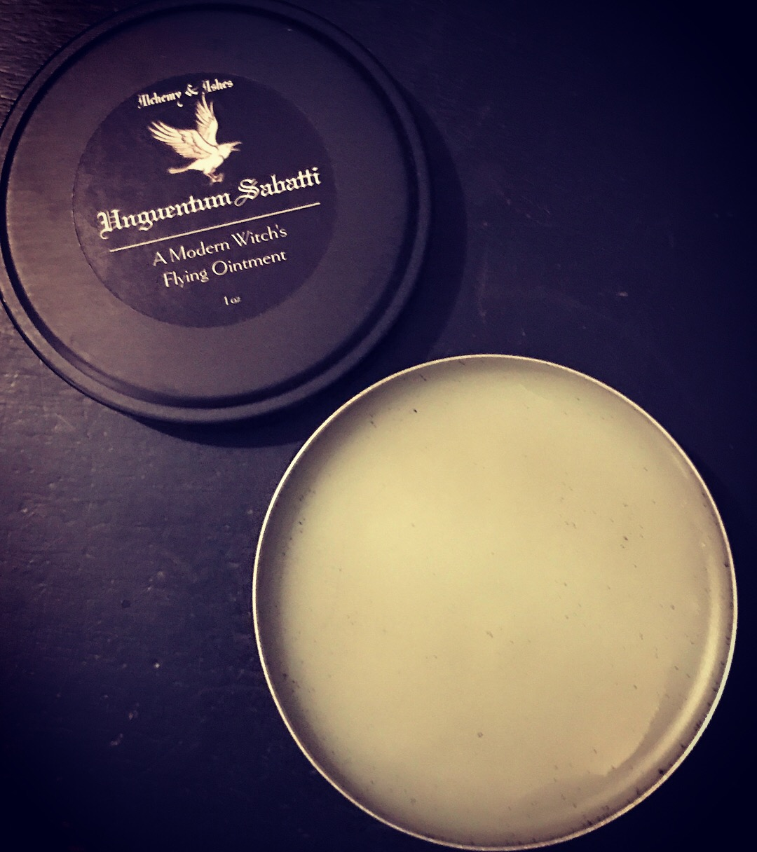 Alchemy and Ashes Flying Ointment