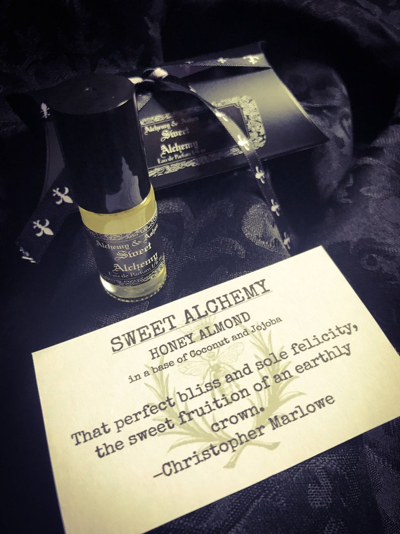 Sweet Alchemy perfume oil