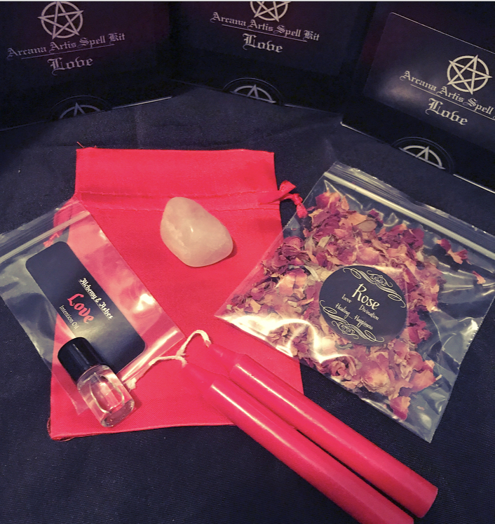 Alchemy - Alchemy & Ashes - Our handmade products and potions