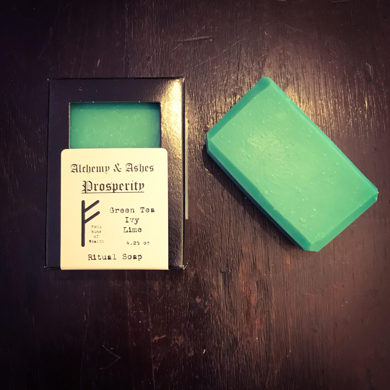 prosperity soap